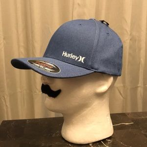 Men's Hurley sz Small / Medium S/M Hat Blue Denim